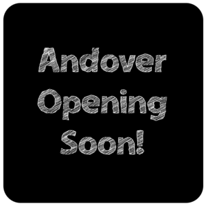 Opening Soon in Andover