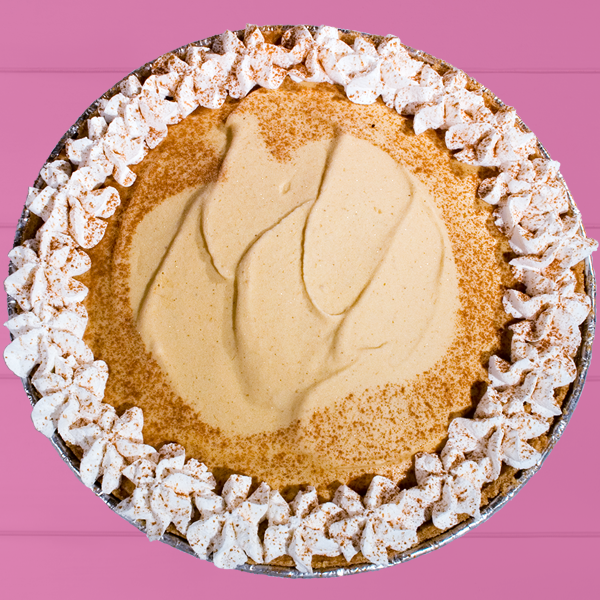 Pumpkin Pie Now Available For On-line Ordering