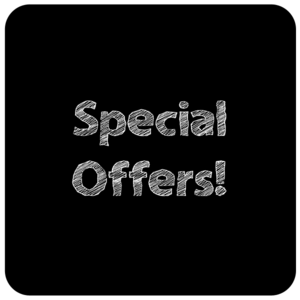 Check out our special offers