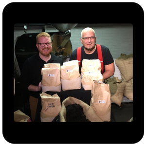 City Counselor Matt O039Malley and JP Licks Announce Coffee Composting Program