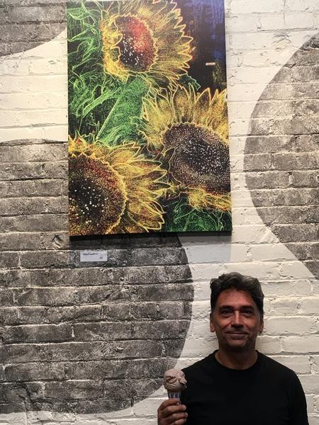 Artist Reception for Alex Gonzalez