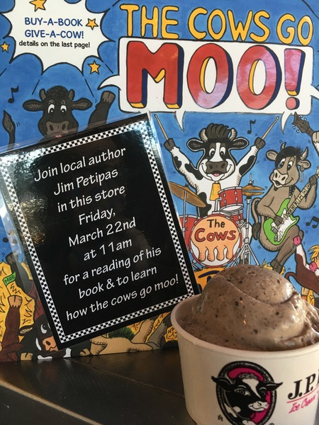 Story Hour with Jim Petipas- The Cows Go Moo