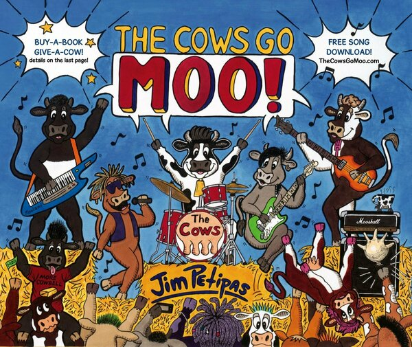 Story Time with Jim Petipas- The Cows Go Moo as part of ArtWeek 2019