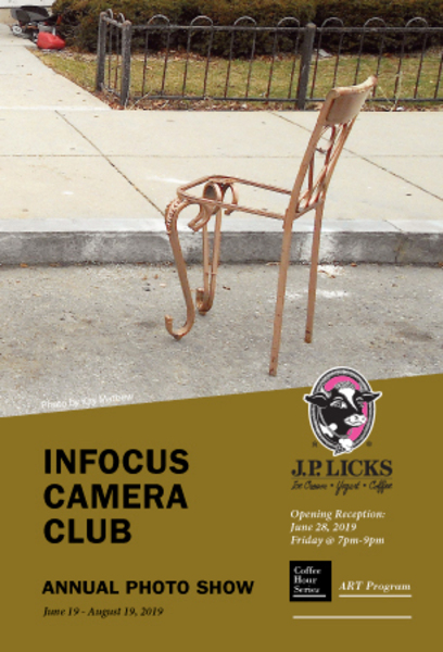 INFocus Camera Club Annual Photo Show Opening Reception