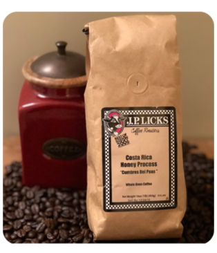 Featured Coffee  Cost Rica Honey Process